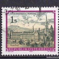 Sellos: AUSTRIA, 1989 , MICHEL 1967. Lote 288026013