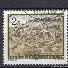Sellos: AUSTRIA, 1991 , MICHEL 2039. Lote 288026238