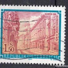 Sellos: AUSTRIA, 1992 , MICHEL 2080. Lote 288026343