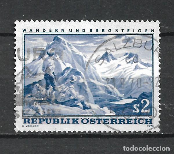 SELLO AUSTRIA USADO - 4/45 (Sellos - Extranjero - Europa - Austria)