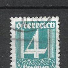 Sellos: SELLO AUSTRIA - 4/45. Lote 288167863