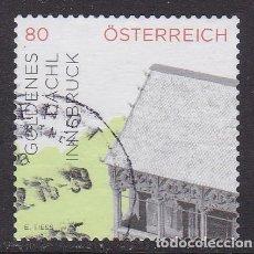 Timbres: AUSTRIA 2015 - SELLO USADO. Lote 289506053