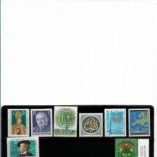 Sellos: AUSTRIA, LOTE DE 12 VALORES FORMANDO SERIES COMPLETAS. MNH.. Lote 292153248
