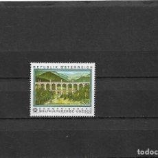 Sellos: AUSTRIA 2001, IVERT 2180 ACUEDUCTO DE SEMMERING. MNH.. Lote 292161573