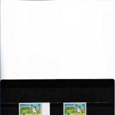 Sellos: AUSTRIA 2001, LOTE DE CUATRO VALORES IVERT 2170 FÚTBOL. MNH.. Lote 292161828