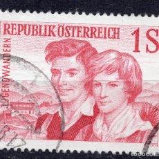 Sellos: AUSTRIA, 1960, ,MICHEL 1076. Lote 292263258