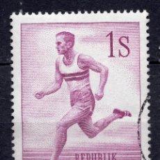 Sellos: AUSTRIA, 1959, ,MICHEL 1069. Lote 292263348