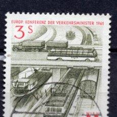 Sellos: AUSTRIA, 1961, ,MICHEL 1086. Lote 292263488