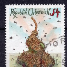 Sellos: AUSTRIA, 1986 , MICHEL 1865. Lote 293698113