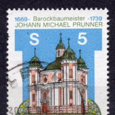 Sellos: AUSTRIA, 1989 , MICHEL 1950. Lote 293700518