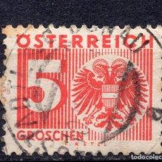 Sellos: AUSTRIA, 1935 , MICHEL P162. Lote 293711188