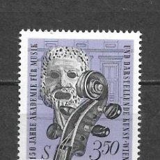 Sellos: AUSTRIA 1967 ** MNH SERIE COMPLETA - 9/8. Lote 295402478