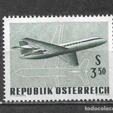 Sellos: AUSTRIA 1968 ** MNH - 9/8. Lote 295408498