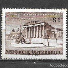 Sellos: AUSTRIA 1961 ** MNH SERIE COMPLETA - 9/10. Lote 295427768