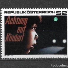 Sellos: AUSTRIA 1971 ** MNH SERIE COMPLETA - 9/21. Lote 295430348