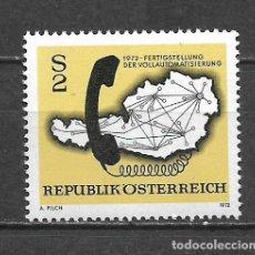 Sellos: AUSTRIA 1972 ** MNH SERIE COMPLETA - 9/21. Lote 295430838