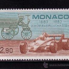 Sellos: MONACO 1371*** - AÑO 1983 - CENTENARIO DEL AUTOMOVIL. Lote 32707098