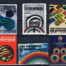 Sellos - salon internacional del automovil barcelona - 39200324