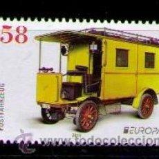 Sellos: ALEMANIA 2013 - AUTOMOVILES - EUROPA - 1 SELLO. Lote 41018438