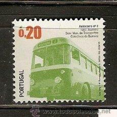 Sellos: PORTUGAL ** & AUTOCARRO N2, TRANSPORTES COLECTIVOS DO BARREIRO 1957 2009. Lote 269326498
