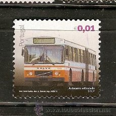Sellos: PORTUGAL * *& AUTOCARRO ARTICULADO 2010. Lote 269326488