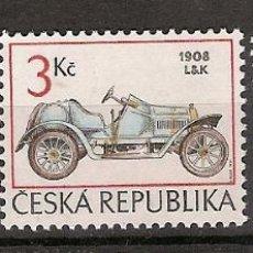 Sellos: REPÚBLICA CHECA ** & CLASSIC CARS 1994 (2889). Lote 54834645
