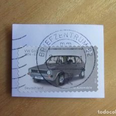 Sellos: ALEMANIA - COCHES - VW GOLF SERIE 1 (1974-83).. Lote 105337939