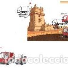 Sellos - Portugal & FDCB Europa CPTE, Vehículos Postales 2013 (6880) - 114649503