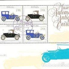Sellos: PORTUGAL & MUSEO DEL CARRO ANTIGUO, OEIRAS 1991 (124). Lote 141316174