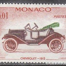 Sellos - MONACO IVERT 557, CHEVROLET DE 1912, NUEVO *** - 153336054