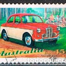 Sellos: AUSTRALIA 1627, AUATIN LANCER DE 1958, USADO. Lote 175852867