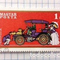 Sellos: SELLO MAGYAR (BENZ 1901). Lote 190144766