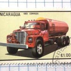 Sellos: SELLO NICARAGUA. Lote 190144951