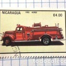 Sellos: SELLO NICARAGUA. Lote 190144972