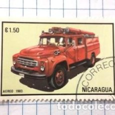 Sellos: SELLO NICARAGUA. Lote 190145020