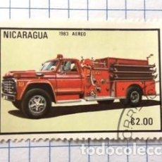 Sellos: SELLO NICARAGUA. Lote 190145025