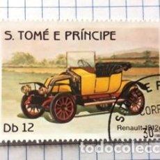 Sellos: SELLO S. TOME E PRINCIPE (RENAULT 1912). Lote 190145143