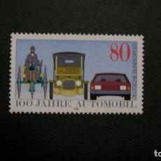 Sellos: /01.04/-ALEMANIA FEDERAL-1986-Y&T 1100 SERIE COMPLETA EN NUEVO SIN FIJASELLOS(**MNH). Lote 198936105