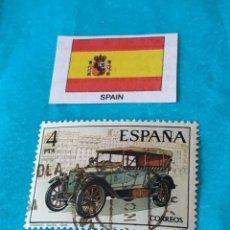 Sellos: ESPAÑA 1A. Lote 208493310