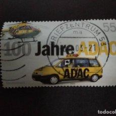 Sellos: ALEMANIA FEDERAL 2003. AUTOMOBILE CLUB OF GERMANY. YT:DE 2167,. Lote 221312033