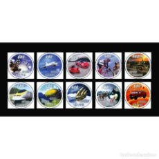 Sellos: 🚩 KOREA 2008 TRANSPORT MNH - CARS, TRANSPORT. Lote 243289655