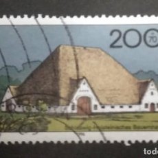 Timbres: ALEMANIA 1996. FARMHOUSES IN GERMANY 1996. YT:DE 1719,. Lote 245106705