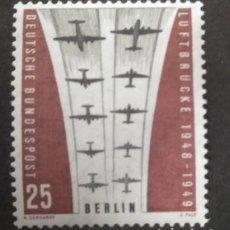 Sellos: ALEMANIA BERLIN 1959. YT:DE-BE 167,. Lote 245215145