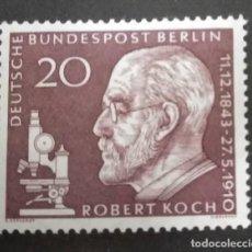Francobolli: ALEMANIA BERLIN 1960. YT:DE-BE 170,. Lote 245216100