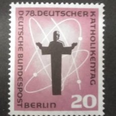 Sellos: ALEMANIA BERLIN 1958. YT:DE-BE 160,. Lote 245219875