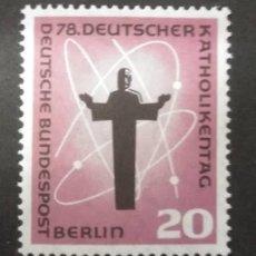 Timbres: ALEMANIA BERLIN 1958. YT:DE-BE 160,. Lote 245219875