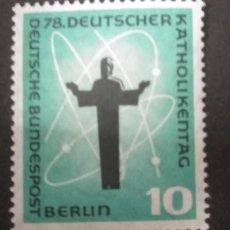 Francobolli: ALEMANIA BERLIN 1958. YT:DE-BE 159,. Lote 245220350