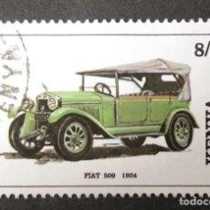 Sellos: KENYA. FIAT 509 1924. Lote 246020960