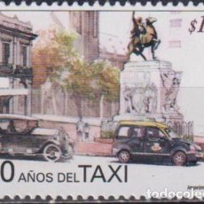 Sellos: ⚡ DISCOUNT URUGUAY 2002 THE 100TH ANNIVERSARY OF THE TAXI SERVICE MNH - CARS, TAXI. Lote 265522294