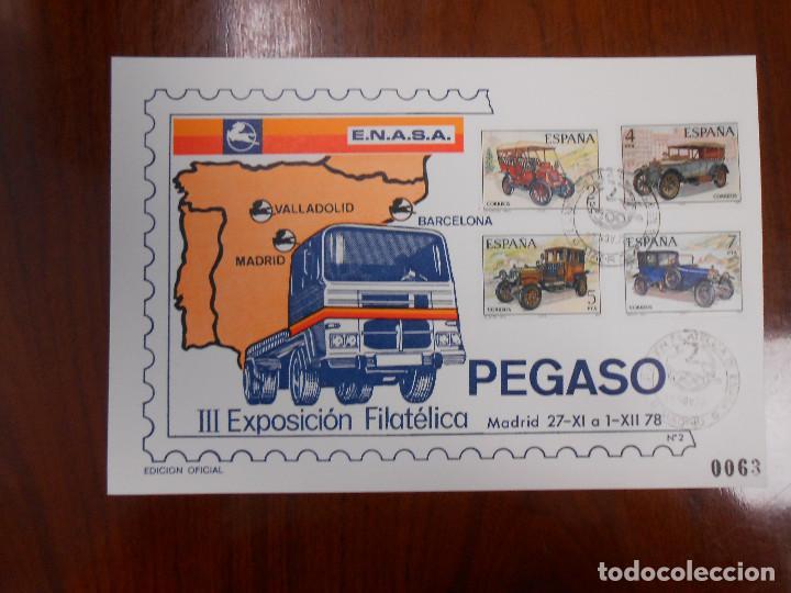 Sellos: PEGASO AÑO 1978 - Foto 2 - 267764149